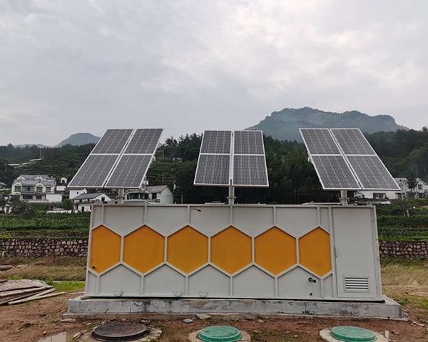 太阳能地上式污水处理设备